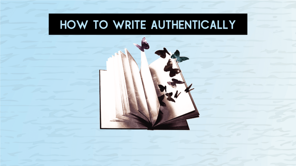 How to write authentically, the poetry salon, Tresha Haefner