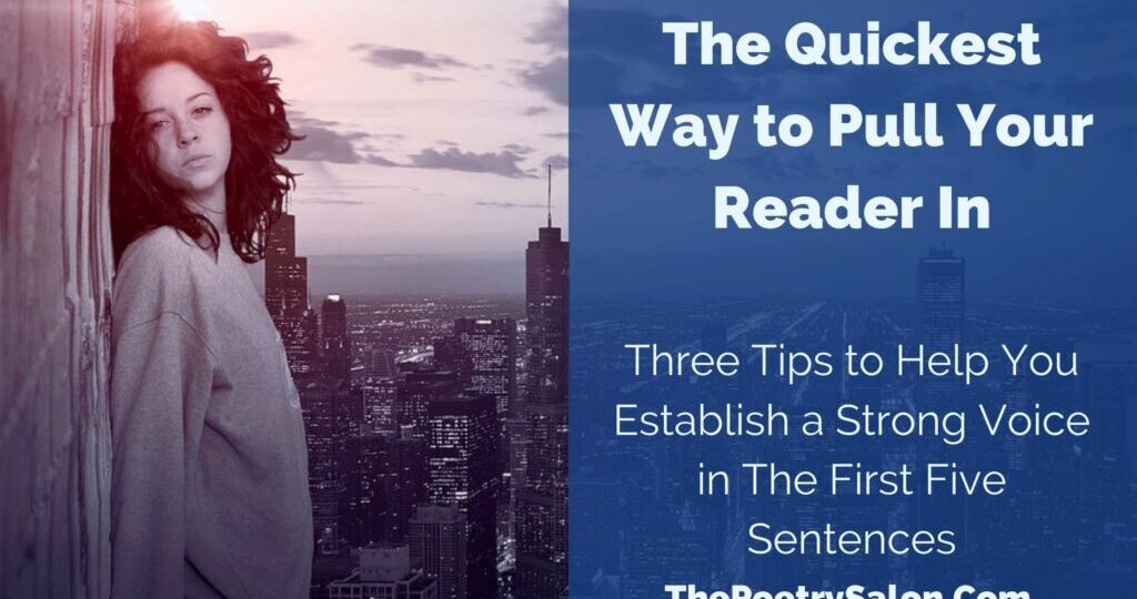 The Quickest Way to Pull Your Reader in